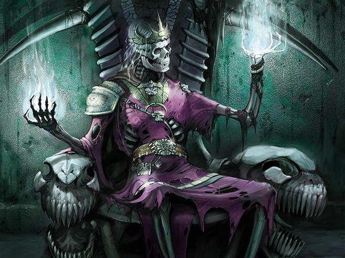 Козерог – Кощей Бессмертный