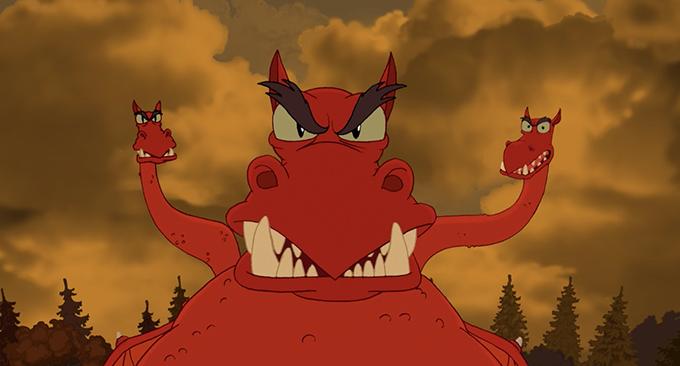 Овен – Змей Горыныч